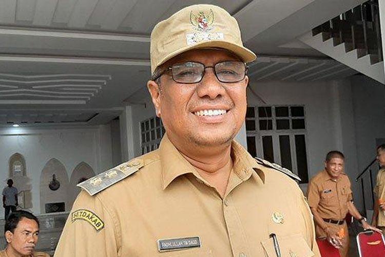 Wakil Bupati Pidie Dinyatakan Terinfeksi Corona
