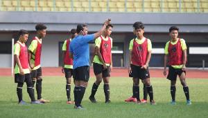 Timnas U-16 Training Camp di Bekasi, Programnya Lebih Berat