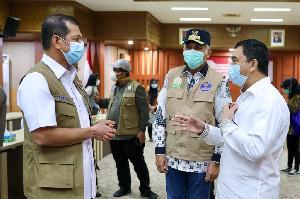 Direktur RSUDZA Minta Kepala BNPB Bangun Rumah Sakit Lapangan di Aceh