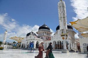 Dispar Banda Aceh Tingkatkan Kapasitas Pelaku Pariwisata