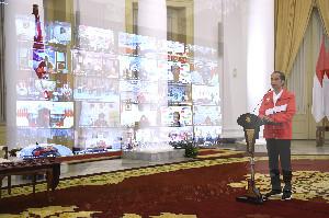 Peringati Hari Olahraga Nasional, Ini Pesan Presiden Jokowi