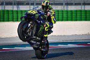 Ini Syarat Rossi Tampil Bersama Petronas di MotoGP 2022