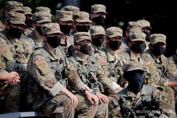 Masa Pandemi Covid 19, Angkatan Darat AS Banyak Bunuh Diri