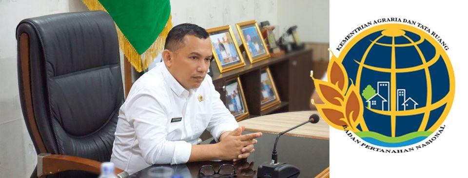 Kanwil BPN Aceh : Urusan Pengalihan Kewenangan Pusat, Fokus BPN Aceh Pelayanan