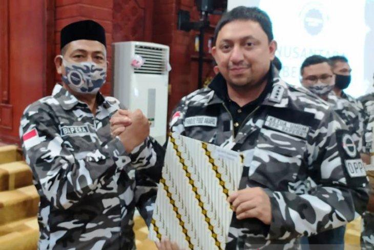 Cut Man Sah Pimpin Bapera Nagan Raya