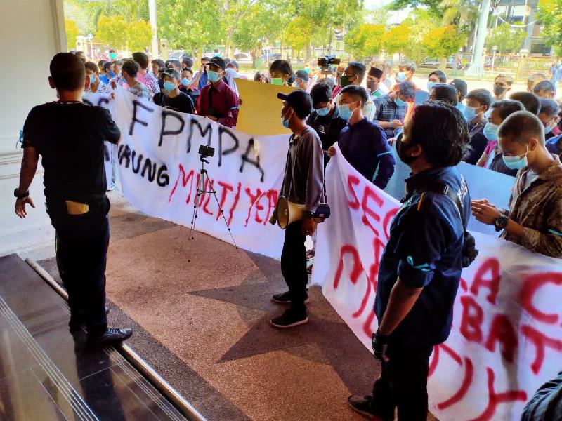 FPMPA Desak DPR Aceh Cabut Surat Pembatalan Proyek Multiyears