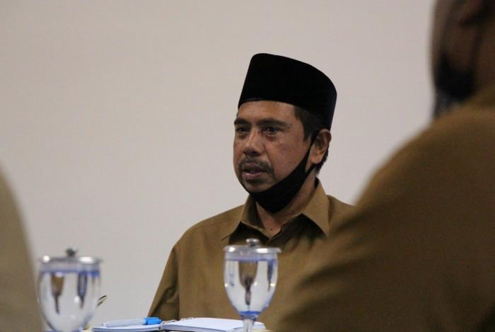 Kakanwil Kemenag Aceh Sampaikan Doa untuk Menteri Agama Agar Cepat Sembuh