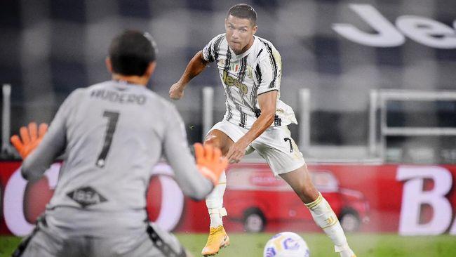 Juventus Vs Sampdoria: Ronaldo Pertajam Rekor 19 Tahun Selalu Cetak Gol