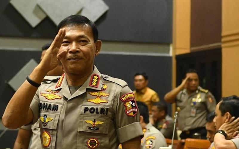 Polri Tunda Proses Hukum Calon Kepala Daerah di Pilkada 2020