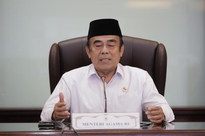 Tugas Menteri Agama Didelegasikan ke Wamenag