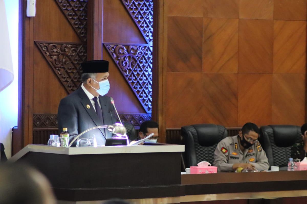Ditanya Soal Perubahan dan Prosedur Pembahasan APBA, Ini Jawaban Plt Gubernur Aceh