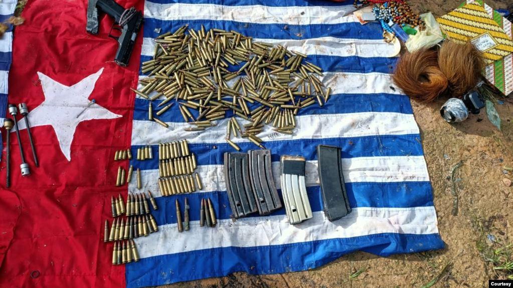 Serangan Kelompok Bersenjata di Intan Jaya, 1 Anggota TNI dan Warga Sipil Tewas