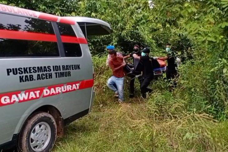 Polisi Temukan Seorang Pemuda Tewas Gantung Diri di Seneubok Tengoh Aceh Timur