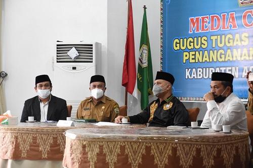 Pemkab Aceh Tengah Raih Penghargaan dari Kementerian Keuangan RI