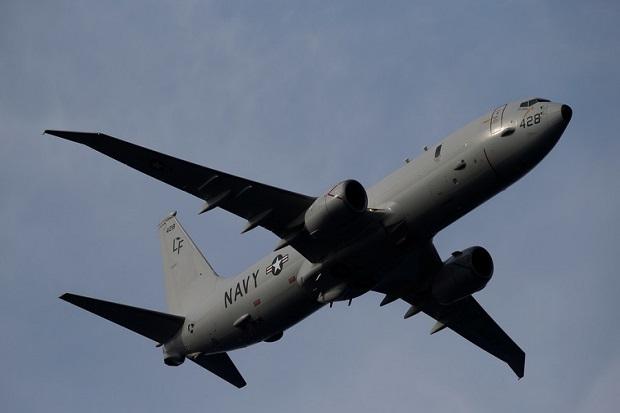 Di wilayah Laut China Selatan Pesawat AS Nyamar Jadi Pesawat Malaysia