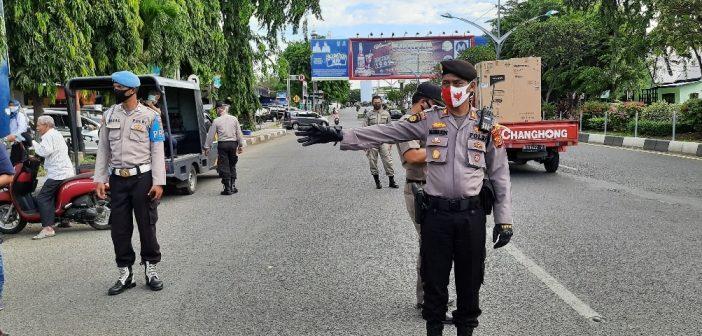 Aminullah Usman Minta Gugus Tugas Perluas dan Perketat Razia Prokes di Banda Aceh