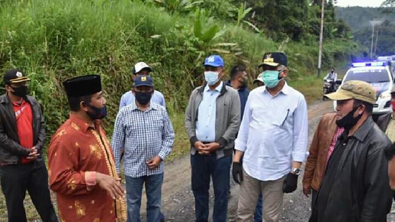 Sarkawi: Anggota DPRA dari Dapil IV Wajib Dukung Pembangunan Jalan Proyek Multiyears