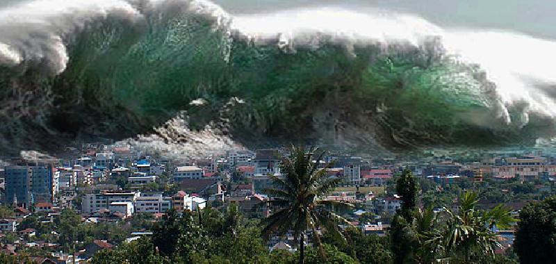 Hati-hati! Potensi Tsunami Bisa terjadi di Pulau Jawa, Ini Risetnya