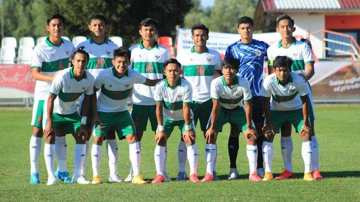 Dibobol Qatar di Menit Akhir, Timnas U-19 Imbang 1-1