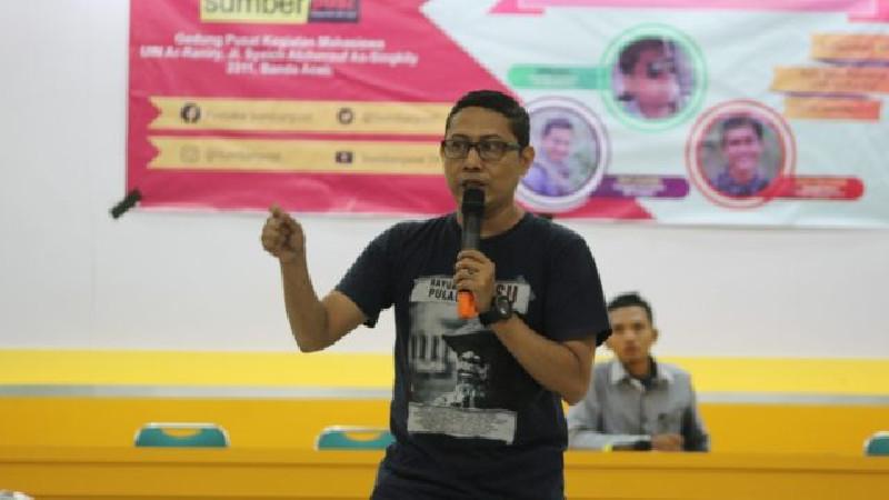 Kekerasan Terhadap Wartawan, AJI Banda Aceh: Melanggar Hukum, Usut Tuntas