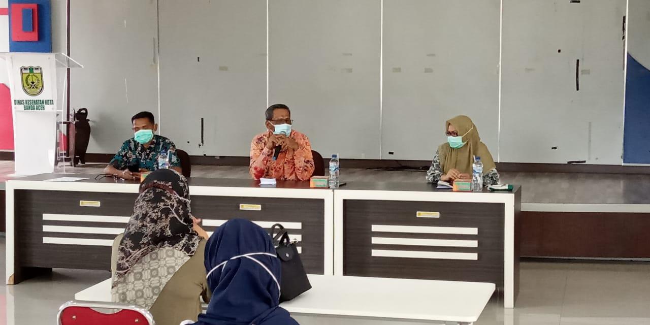Dinkes Banda Aceh Dorong Keterlibatan OP Kesehatan dalam Pembangunan Kesehatan