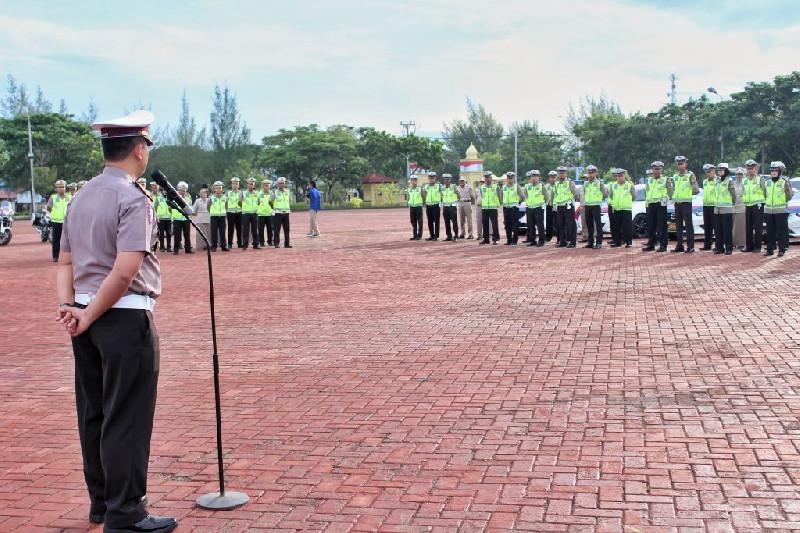 Amankan Libur Cuti Bersama di Aceh, 1.022 Polantas Dikerahkan