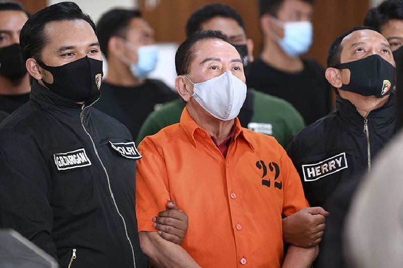 2 November, Djoko Tjandra Jalani Sidang Perdana di PN Jakpus