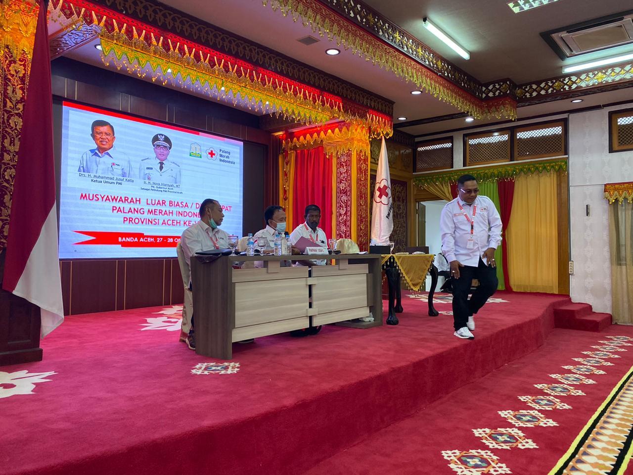 Hasil Muslub PMI Aceh Dinilai Cacat Hukum