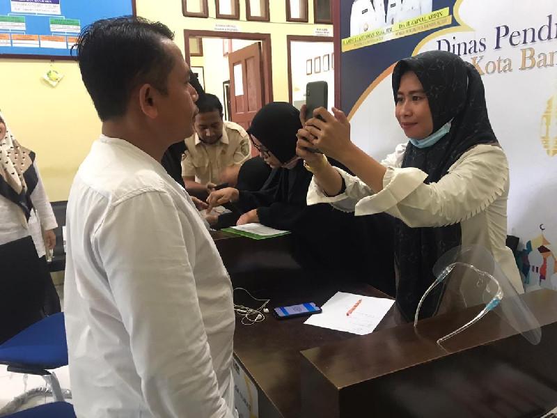 Diskominfotik Genjot Kesiapan Implementasi Face Recognition di SKPD Banda Aceh
