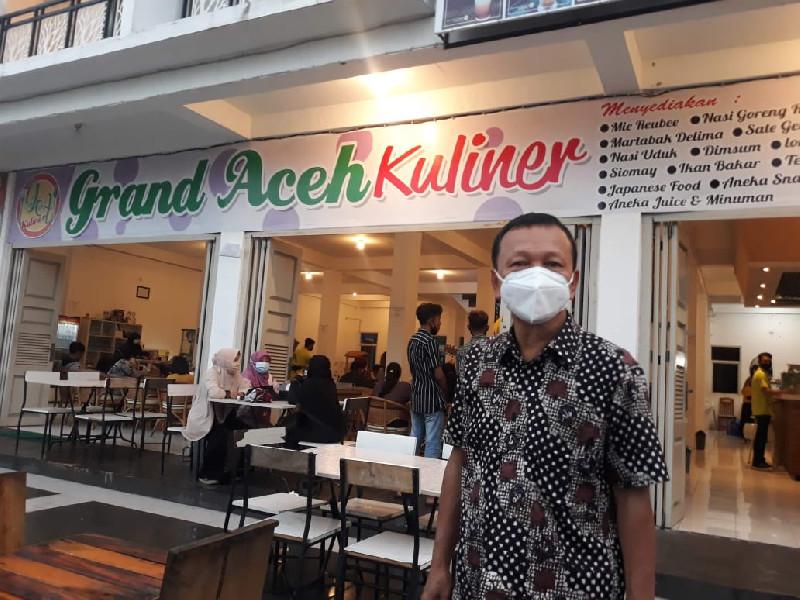 Grand Aceh Kuliner, Ramuan Bisnis dan Sosial Husaini Syamaun