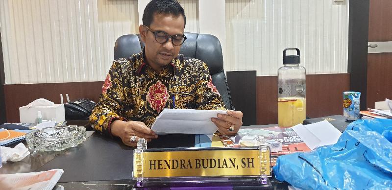 Terkait Hak Angket DPRA, Hendra Budian: Jangan Menjelekkan Kawan