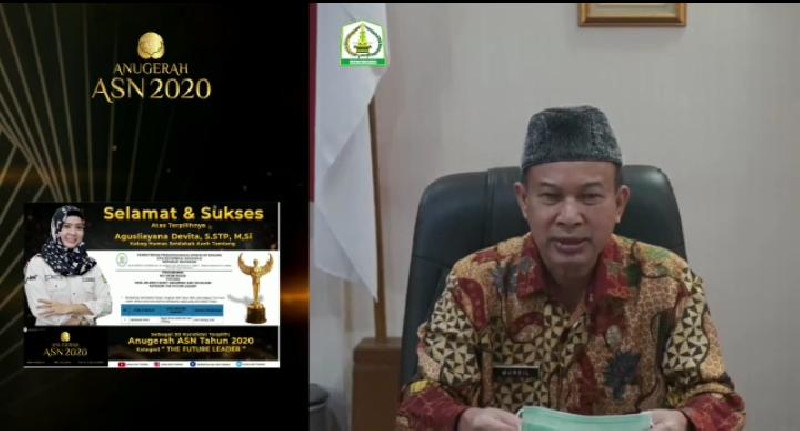 Bupati Aceh Tamiang: Agusliayana Devita Sosok ASN Aktif dan Inspiratif