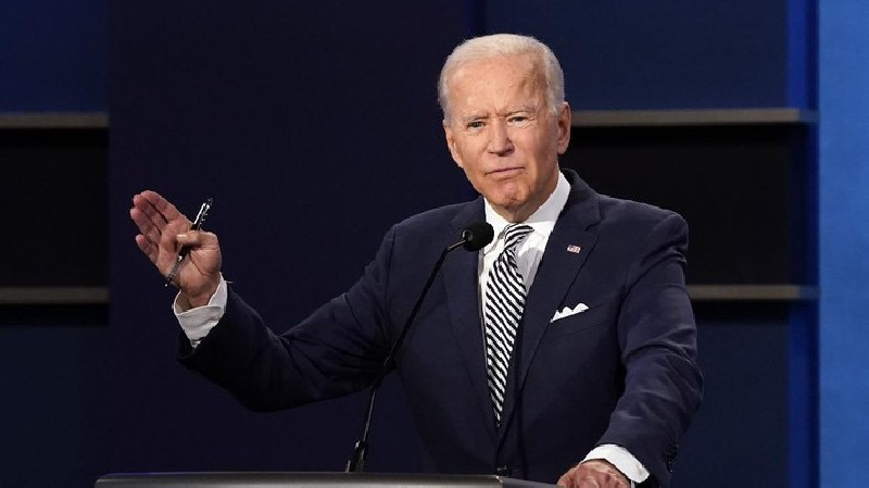 Jelang Pemilu AS, Jajak Pendapat Tunjukkan Joe Biden Unggul