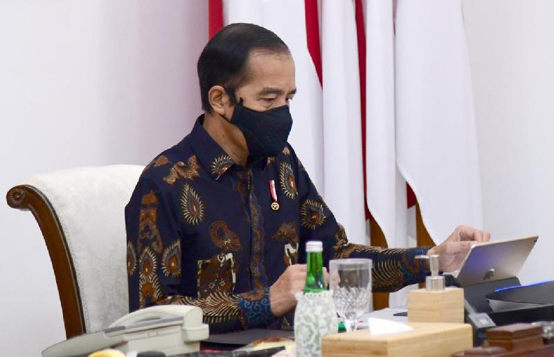 Viral, Jokowi Cuit Dukungan Bank Dunia Terhadap Omnibus Law