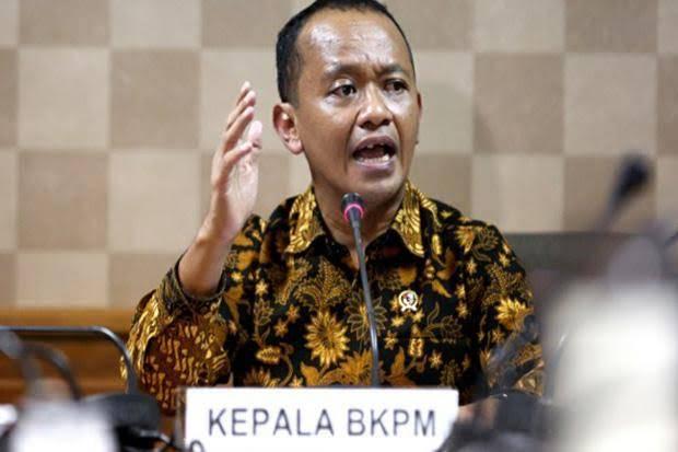 Kepala BKPM: 153 Perusahan Diklaim Siap Masuk RI Gara-gara Omnibus Law