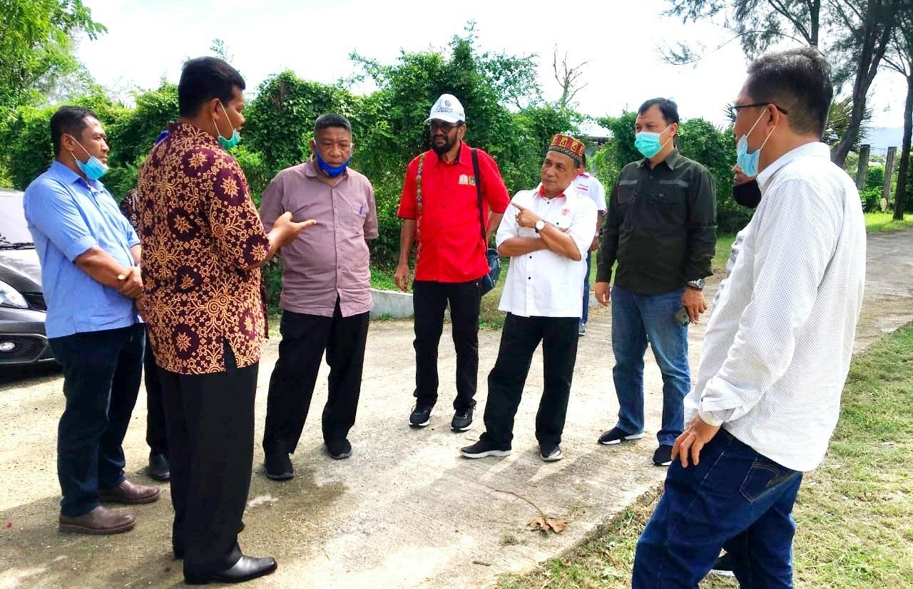 Kejar Persiapan PON Aceh, KONI dan Pemko Survey Rencana Lokasi Venue