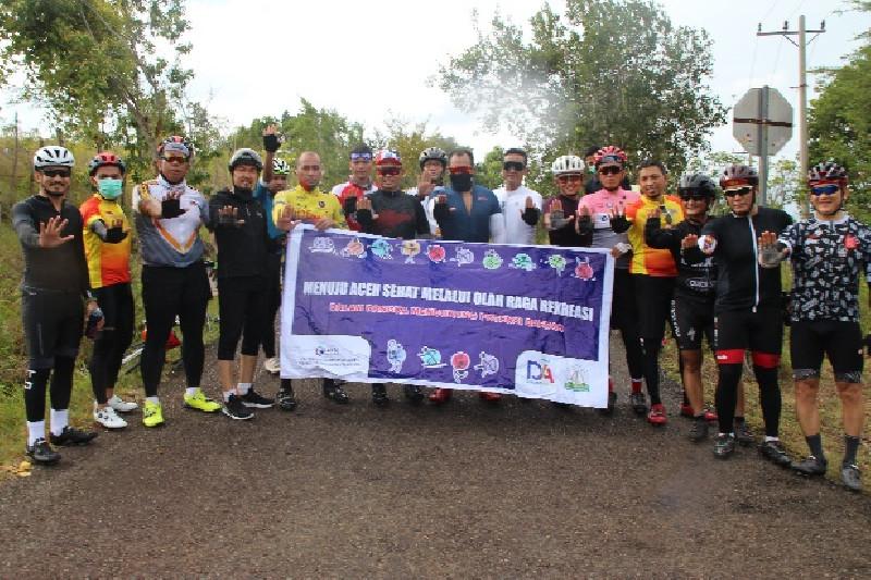 RBA Dukung Gerakan Aceh Sehat Melalui Pengembangan Olahraga Rekrekreasi Berbasis Potensi Daerah