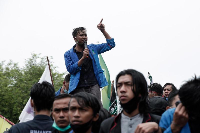 Hadapi UU Cipta Kerja, Dema UIN Ar-Raniry: DPRA Harus Perkuat Kekhususan Aceh