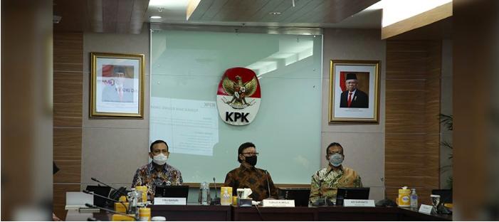 Dua Institusi KPK dan LAN Sepakat Tingkatkan Kompetensi SDM Pegawai KPK
