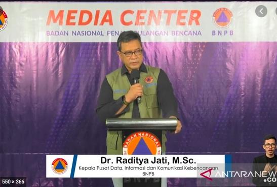 BNPB: Aceh Hingga Lampung Waspadai Gerakan Tanah dan Dampak La Nina