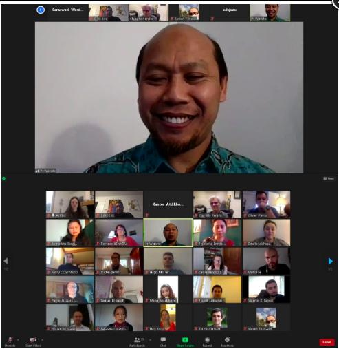 KBRI Paris Gelar Kursus Belajar Bahasa Indonesia Bagi Masyarakar Internasional