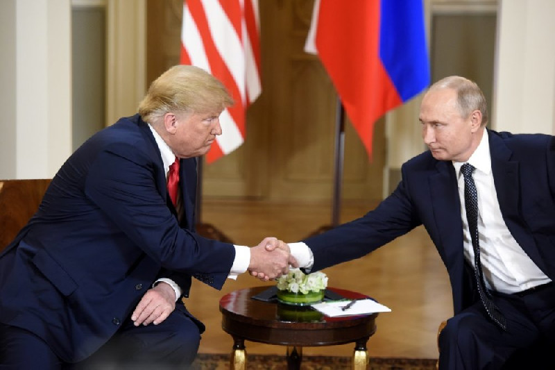 Perpanjangan Setahun Pakta Nuklir, AS Tolak Proposal Rusia