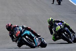 Kualifikasi MotoGP 2020 Perancis, Fabio Quartararo Start dari Posisi Terdepan