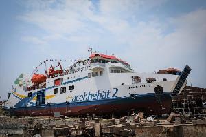 KMP Aceh Hebat 2 Akan Diluncurkan di Surabaya Hari ini