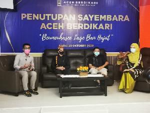 Sayembara Aceh Berdikari Ditutup, Dyah: Hidupkan Usaha Orang Muda