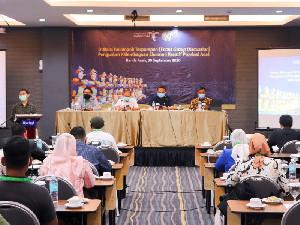 Kemenparekraf Gali Potensi Ekonomi Kreatif Aceh