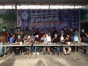 Dukung Proyek Multiyears, FPMPA Gelar Konferensi Pers