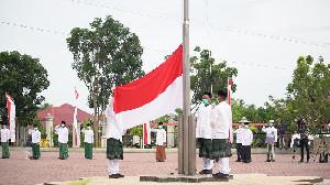 Peringatan Hari Santri ke-6 di Bireuen, Plt Gubernur Aceh Harap Santri Jadi Generasi Berkualitas