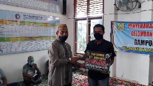 Kecamatan Baiturrahman Salurkan BLT-DD Gelombang II Tahap III ke 1052 KK