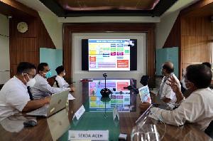Pemerintah Aceh Sosialisasi Percepatan Hasil Uji RT-PCR, Target 1×24 Jam Usai Swab